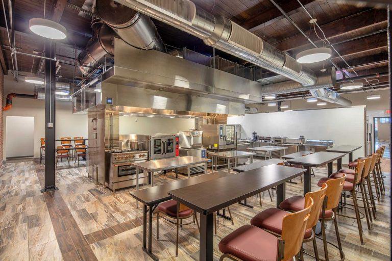 Gerharz test restaurant kitchen