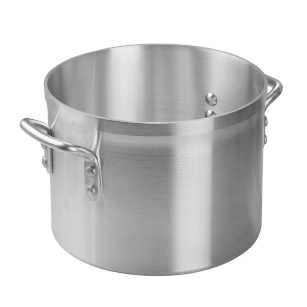 10 Qt. Aluminum Stock Pot, Winco AXS-10