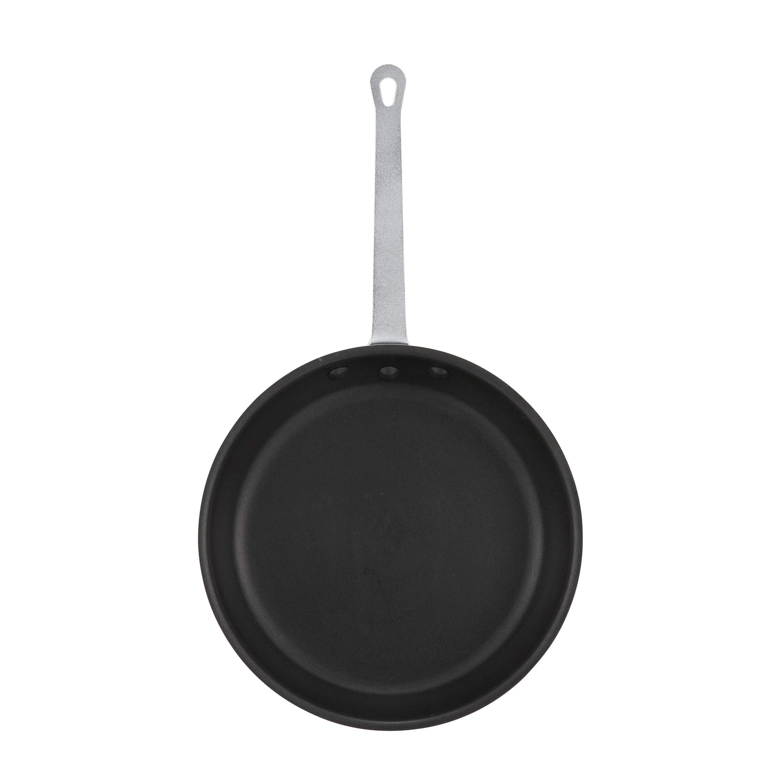 "10"" Aluminum Gladiator Non-Stick Fry Pan, Winco AFP-10XC"