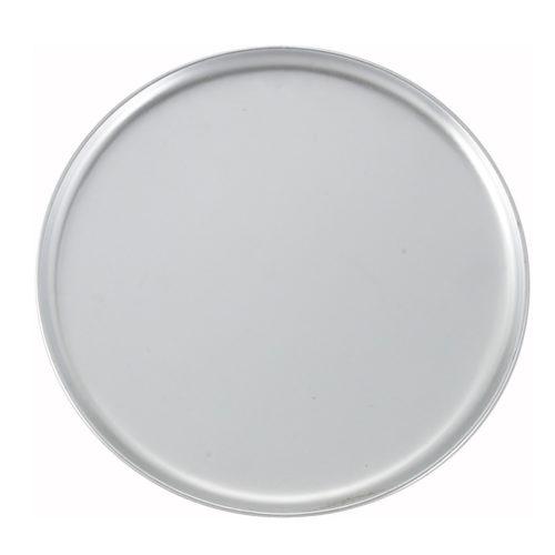 "11"" Coupe Pizza Pan, Winco APZC-11"