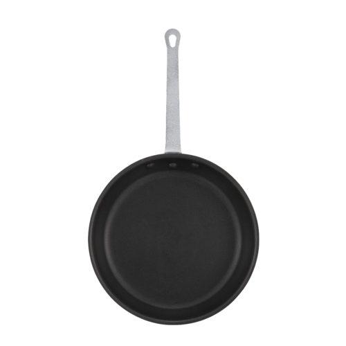 "12"" Aluminum Gladiator Non-Stick Fry Pan, Winco AFP-12XC"