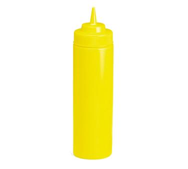 12 oz. Yellow Squeeze Bottle Tablecraft 11253M