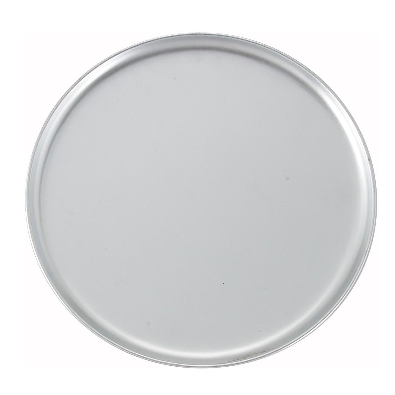 "13"" Coupe Pizza Pan, Winco APZC-13"