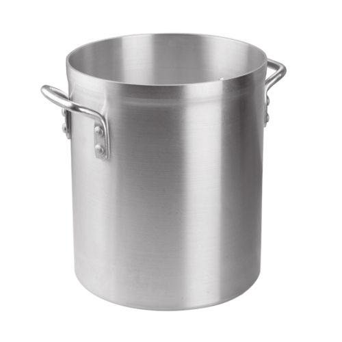 16 Qt. Aluminum Stock Pot, Winco AXS-16
