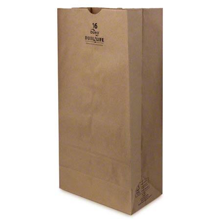 16lb Kraft Bag Duro 18416