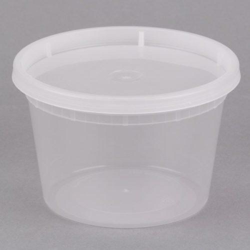16oz Deli Container - Pack