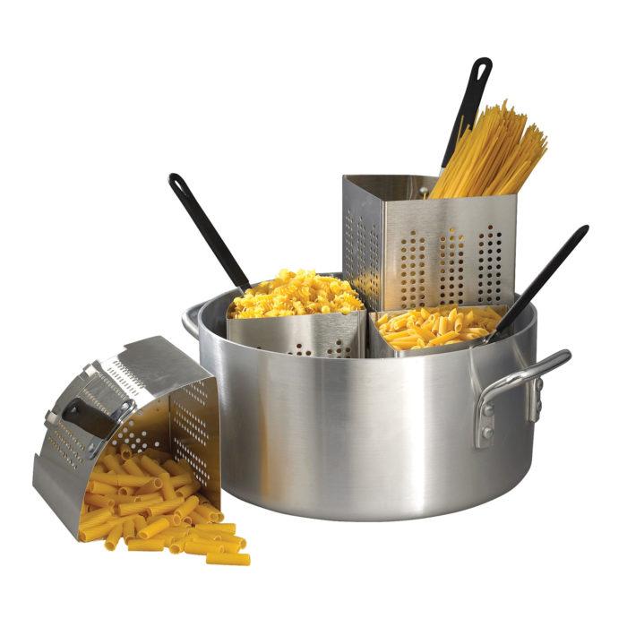 20 Qt. Pasta Cooker, Winco APS-20