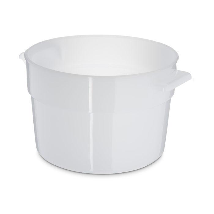 2 Qt. Translucent Plastic Bain Marie, Carlisle 020002