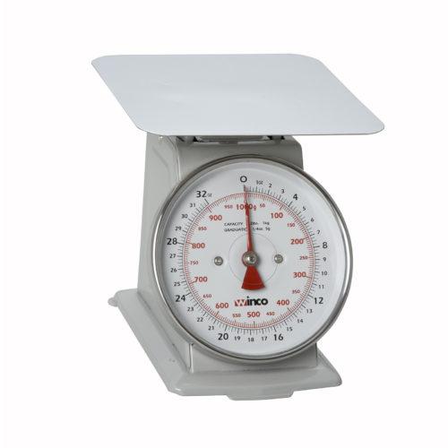 2lb. Receiving Scale, Winco SCAL-62
