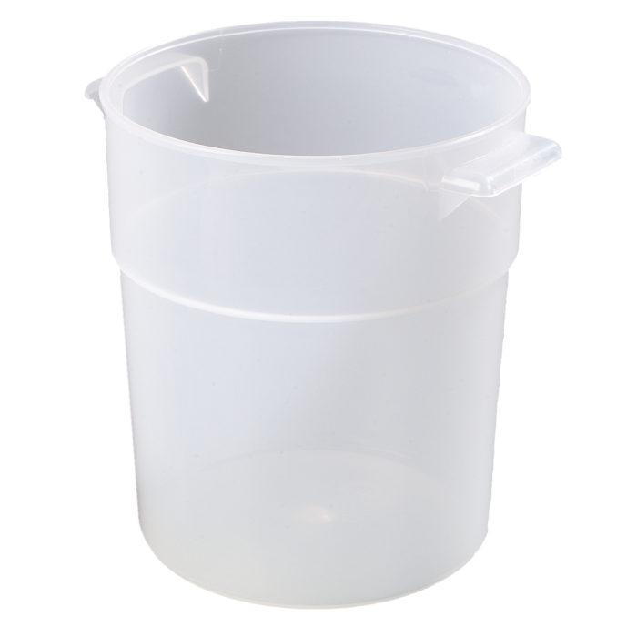3.5 Qt. Translucent Plastic Bain Marie, Carlisle 035530