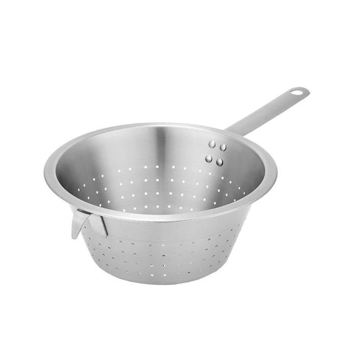 3 Qt. Stainless Spaghetti Strainer Vollrath 47960