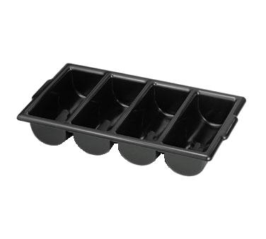 4-Compartment Flatware Bin Tablecraft 1524B