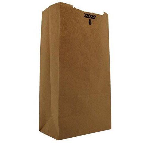 6lb Kraft Bag Duro 18406