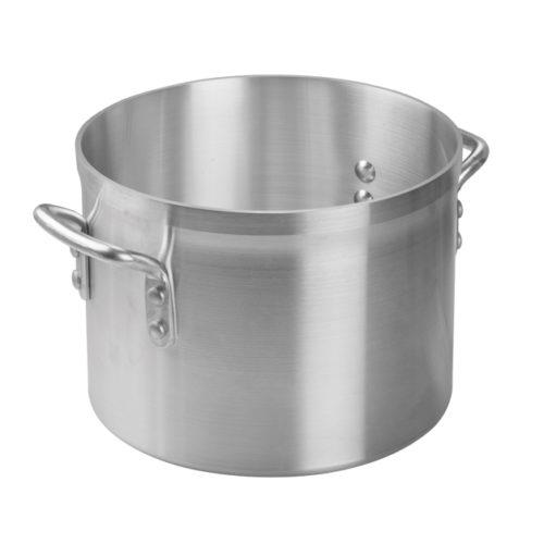 8.5 Qt. Aluminum Stock Pot, Winco AXS-8