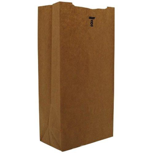 8lb Kraft Bag Duro 18408