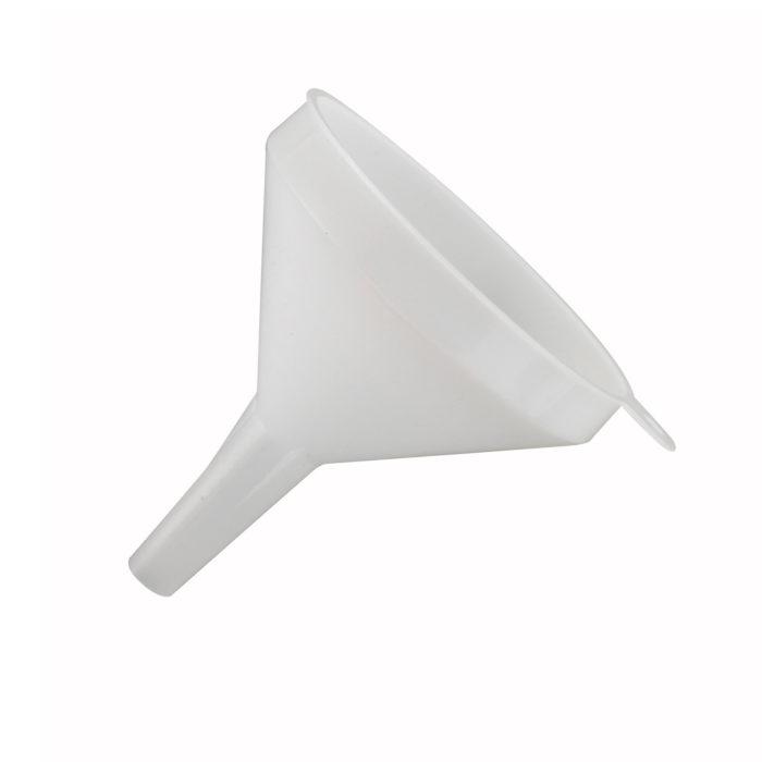 8 oz. Plastic Funnel, Winco PF-8