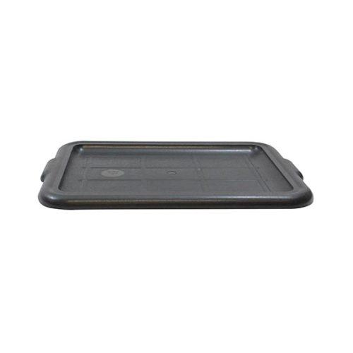 Black Plastic Bus Tub Cover Tablecraft 1531B