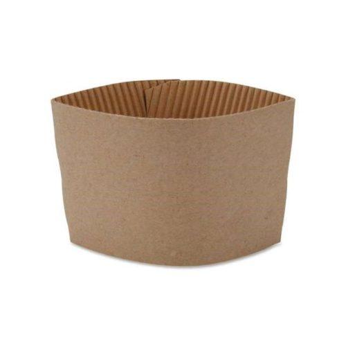 Kraft Coffee Cup Sleeves/Jackets