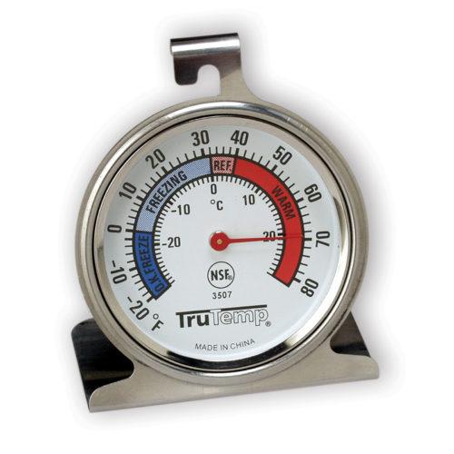 Refrigerator/Freezer Thermometer Taylor 3507FS