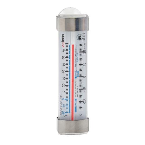 Refrigerator/Freezer Thermometer, Winco TMT-RF4