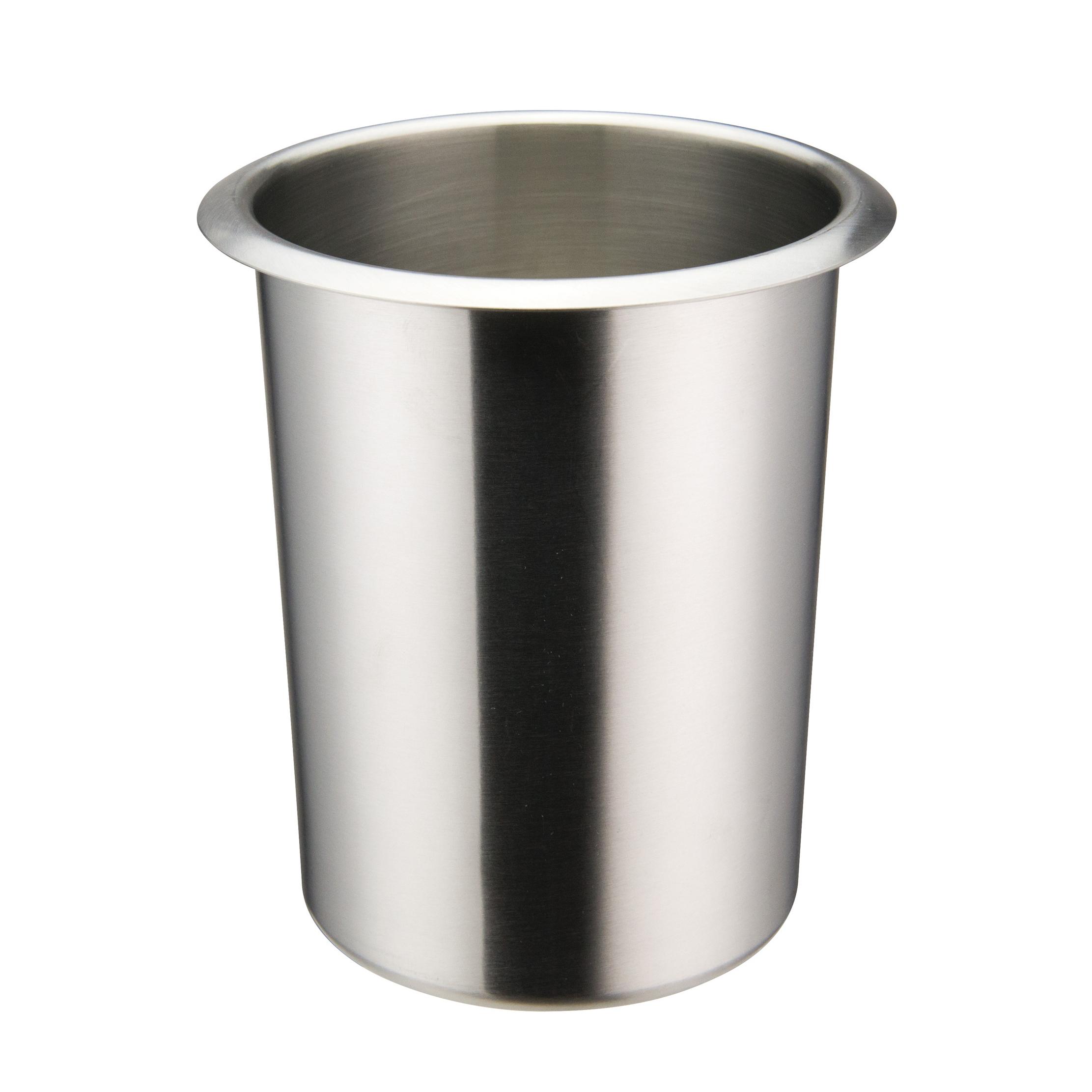 1-1/4 Qt. Stainless Steel Bain Marie, Winco BAM-1.25