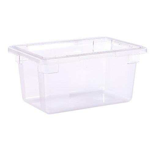 "StorPlus? Clear Food Storage Box, 18"" x 12"" x 9"",  Carlisle 1061207"